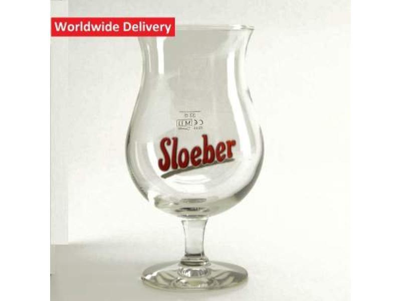 Sloeber Bierglas