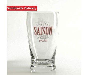 St Feuillien Saison Beer Glass - 33cl