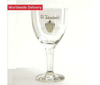St Idesbald Beer Glass - 33cl