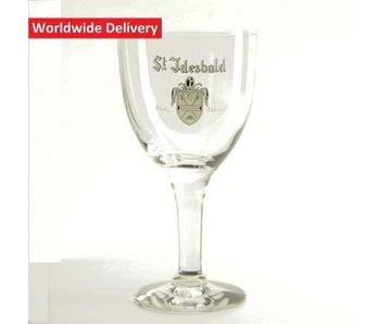 St Idesbald Beer Glass - 33cl