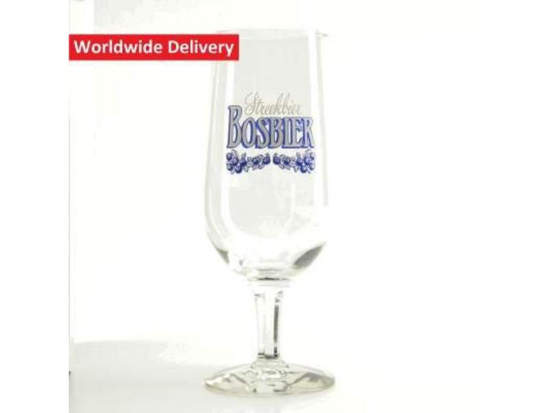 Streekbier Bosbier Beer Glass