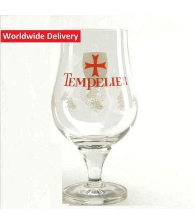 GLAS l-------l Tempelier Bierglas - 33cl