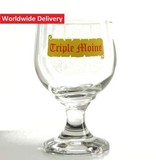 Triple Moine Beer Glass