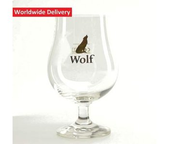 Wolf Beer Glass - 33cl