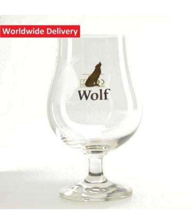 GLAS l-------l Wolf Bierglas - 33cl