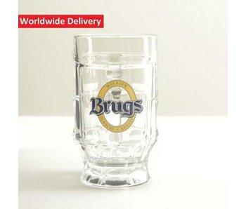 Verre a Biere Brugs Blanche - 25cl