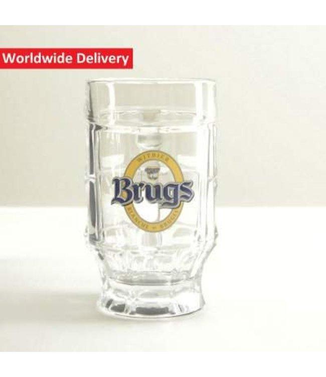 GLAS l-------l Brugs Witbier Bierglas - 25cl