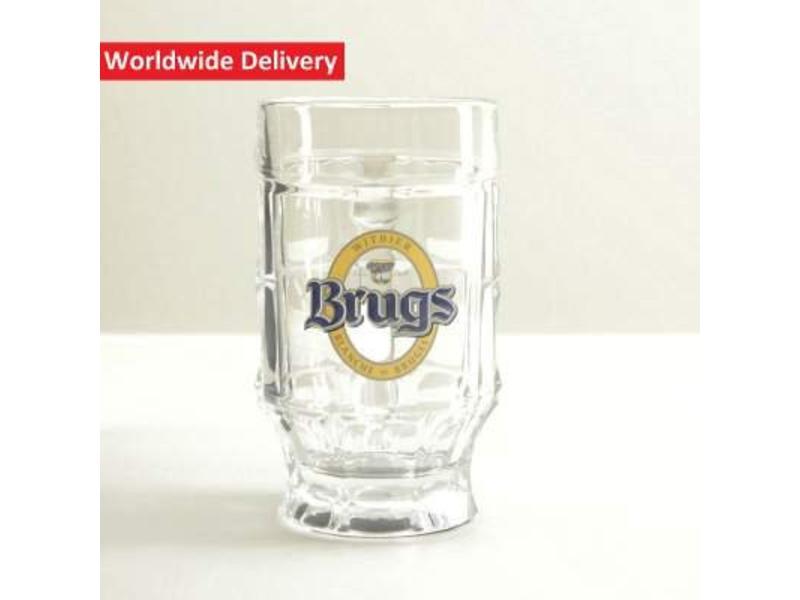 Brugs Witbier Beer Glass