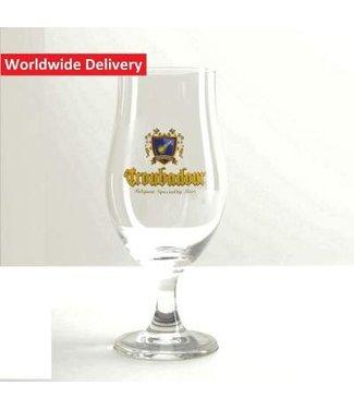 Troubadour Beer Glass - 33cl
