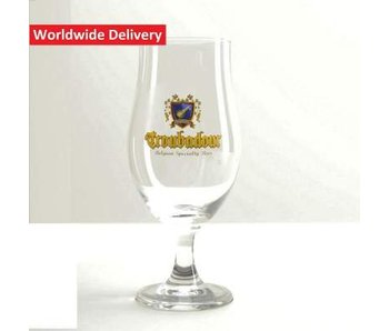 Troubadour Beer Glass - 33cl