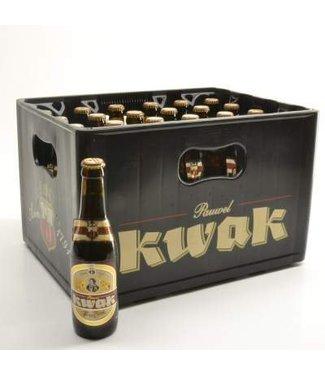 24 FLESSEN    l-------l Pauwel Kwak Beer Discount (-10%)