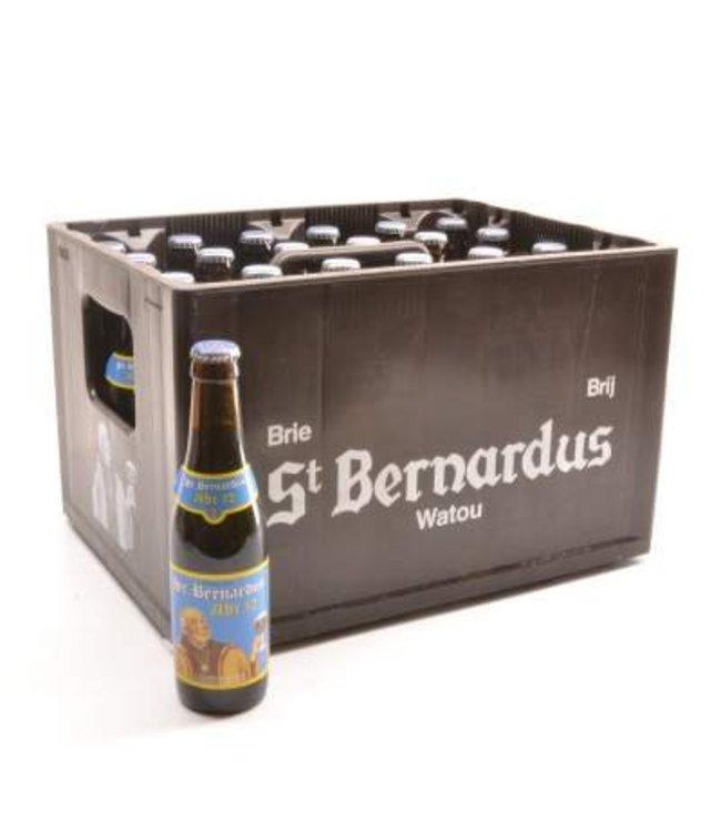 24 FLESSEN    l-------l St Bernardus Abt 12 Bierkorting (-10%)