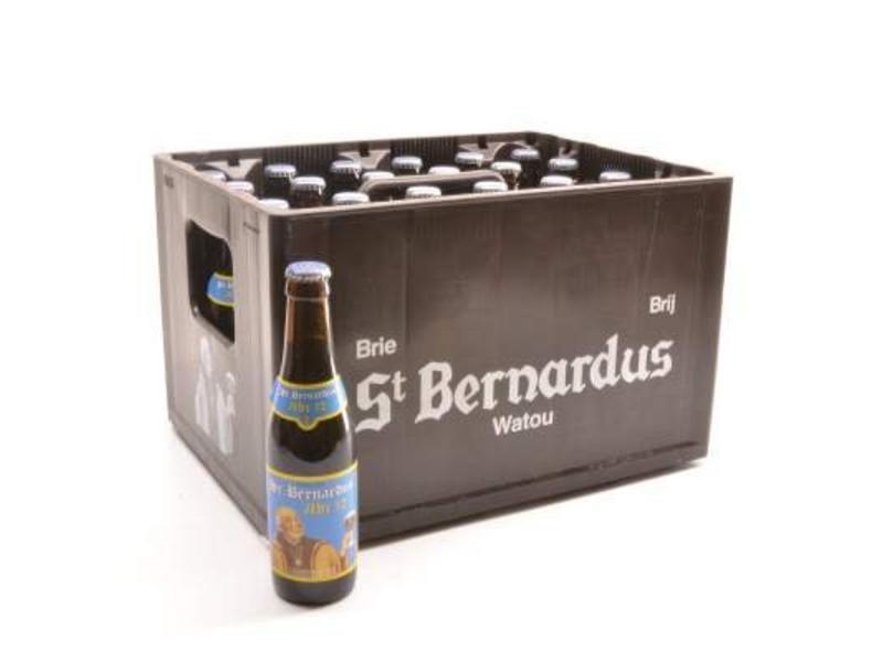 Mag 24set // St Bernardus Abt 12 Bierkorting