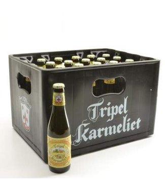 24 FLESSEN    l-------l Tripel Karmeliet Bierkorting (-10%)