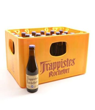 24 FLESSEN    l-------l Trappistes Rochefort 10 Bierkorting (-10%)
