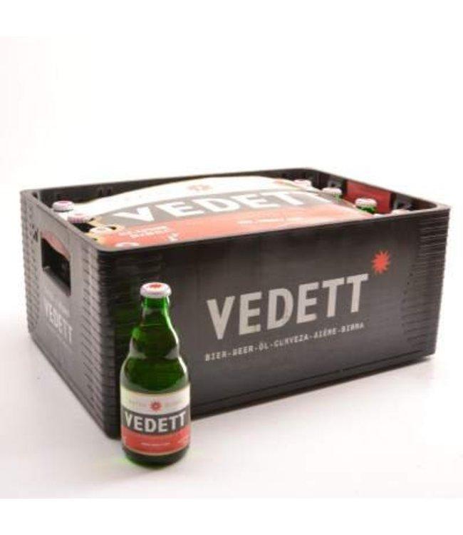 24 FLESSEN    l-------l Vedett Extra Blond Bier Discount (-10%)