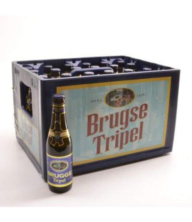 24 FLESSEN    l-------l Brugge Tripel Bierkorting (-10%)