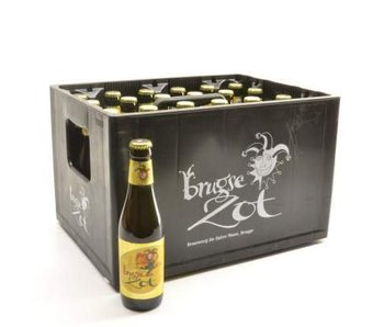 Brugse Zot Blonde Reduction de Biere (-10%)