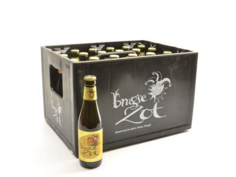 Mag 24set // Brugse Zot Blond Bierkorting