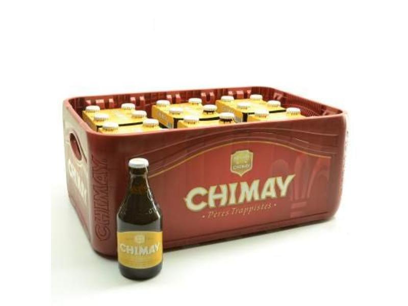 D Chimay Weiss Bier Discount
