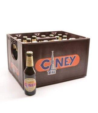 24 FLESSEN    l-------l Ciney Blond Bierkorting (-10%)