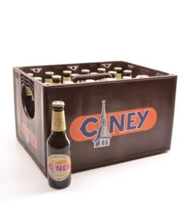 24 FLESSEN    l-------l Ciney Blond Bier Discount (-10%)