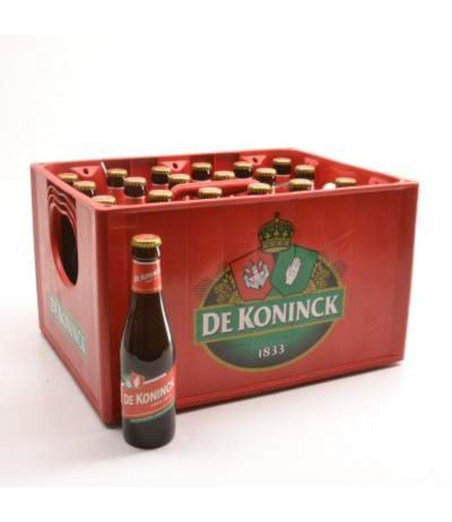 24 FLESSEN    l-------l De Koninck Bierkorting (-10%)