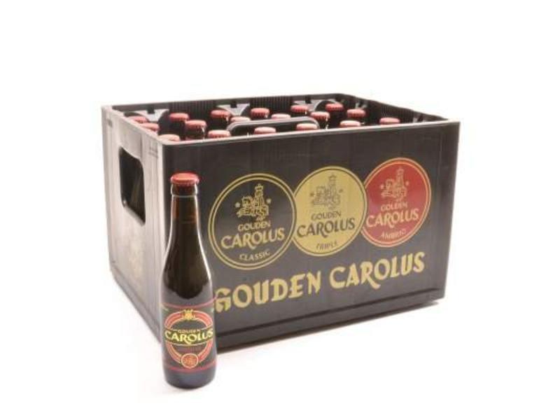 24set // Gouden Carolus Ambrio Bierkorting