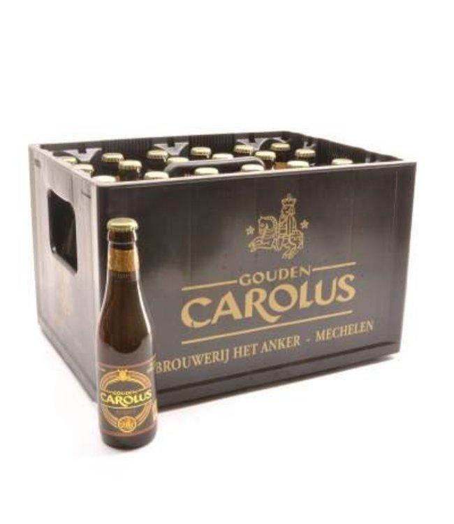 24 FLESSEN    l-------l Gouden Carolus Tripel Bierkorting (-10%)