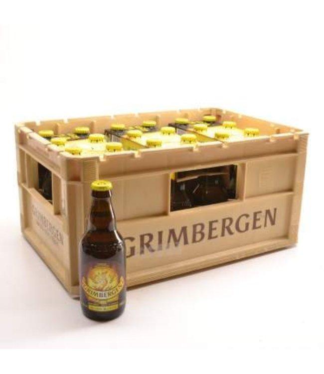 24 FLESSEN    l-------l Grimbergen Blond Bierkorting (-10%)
