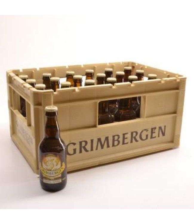 24 FLESSEN    l-------l Grimbergen Tripel Bierkorting (-10%)