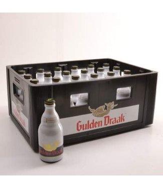 24 FLESSEN    l-------l Gulden Draak Bierkorting (-10%)