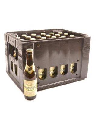 24 FLESSEN    l-------l Hoegaarden Grand Cru Beer Discount (-10%)