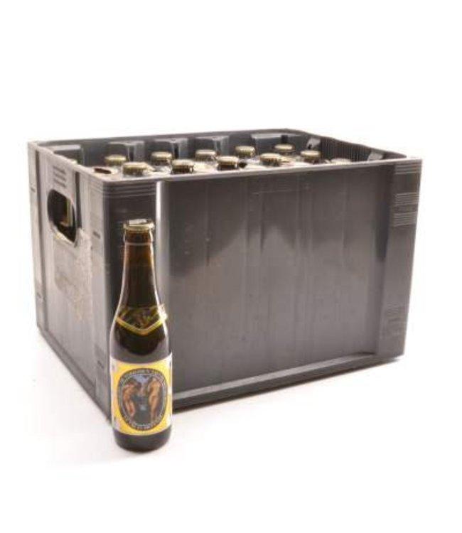 24 FLESSEN    l-------l Hoegaarden Verboden Vrucht Bierkorting (-10%)