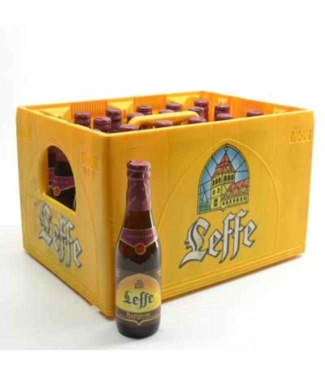 24 FLESSEN    l-------l Leffe Radieuse Bierkorting (-10%)