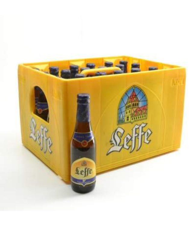 24 FLESSEN    l-------l Leffe Rituel 9 Bierkorting (-10%)