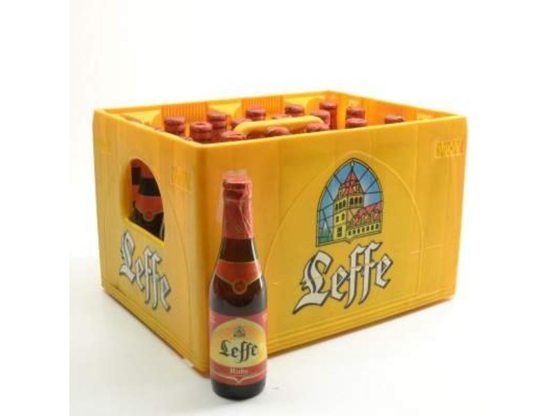Mag 24set // Leffe Ruby Bier Discount
