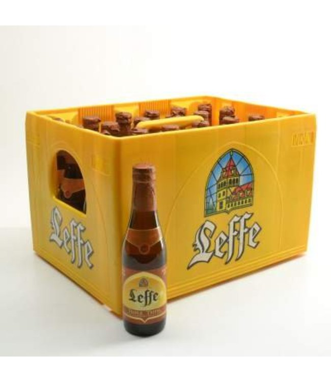 24 FLESSEN    l-------l Leffe Tripel Bierkorting (-10%)