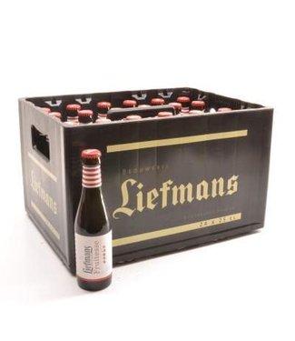 24 FLESSEN    l-------l Liefmans Fruitesse Bierkorting (-10%)