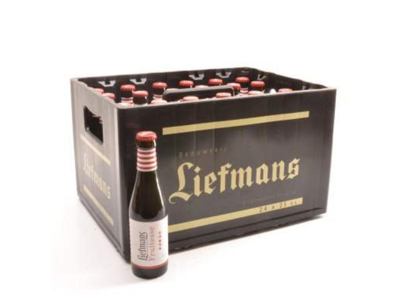 Mag 24set // Liefmans Fruitesse Bierkorting