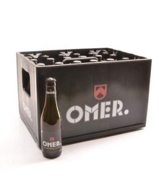 24 FLESSEN    l-------l Omer Bierkorting (-10%)