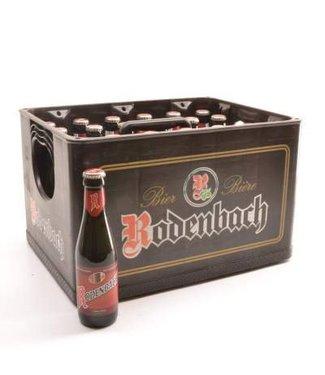 24 FLESSEN    l-------l Rodenbach Bierkorting (-10%)