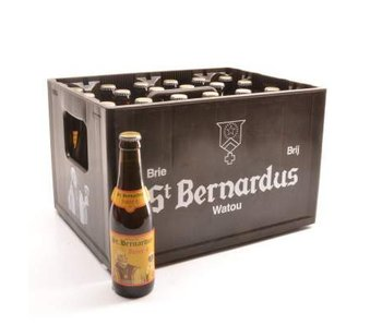 St Bernardus Pater 6 Bier Discount (-10%)