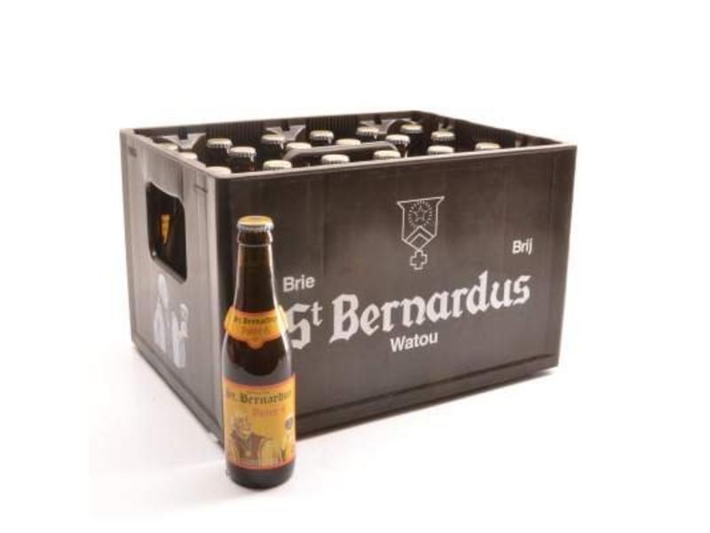 St Bernardus Pater 6 Bierkorting