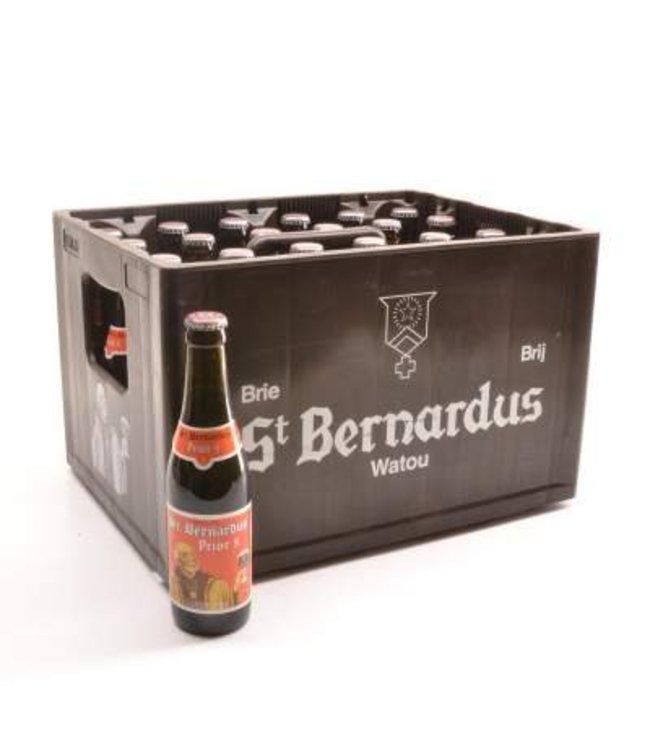 24 FLESSEN    l-------l St Bernardus Prior 8 Bier Discount (-10%)