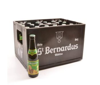 St Bernardus Tripel Bier Discount (-10%)