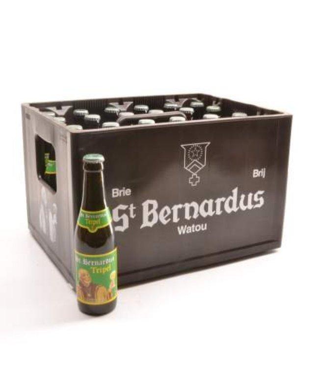 24 FLESSEN    l-------l St Bernardus Tripel Bierkorting (-10%)