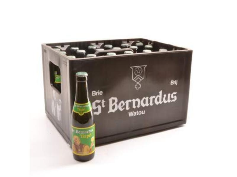 St Bernardus Tripel Bier Discount