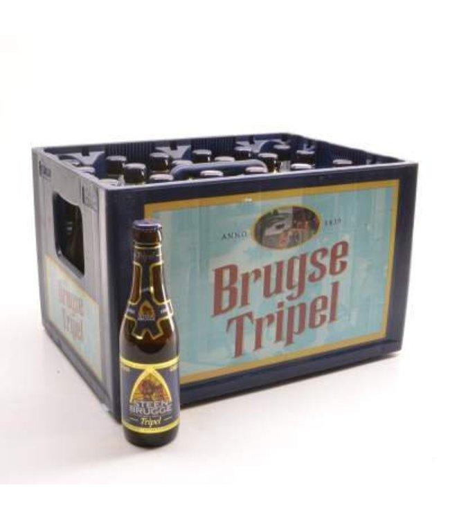 24 FLESSEN    l-------l Steenbrugge Tripel Bierkorting (-10%)