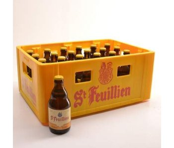 St Feuillien Blond Beer Discount (-10%)
